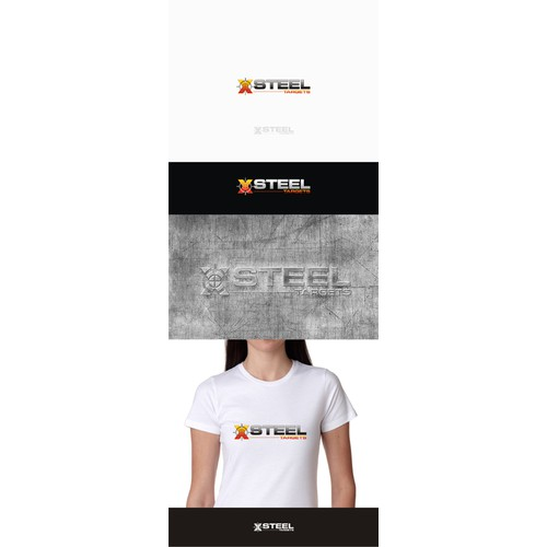 Shoot us a logo for XSteeltargets.com