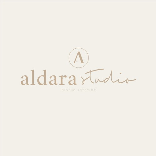 Elegant and subtle logo design