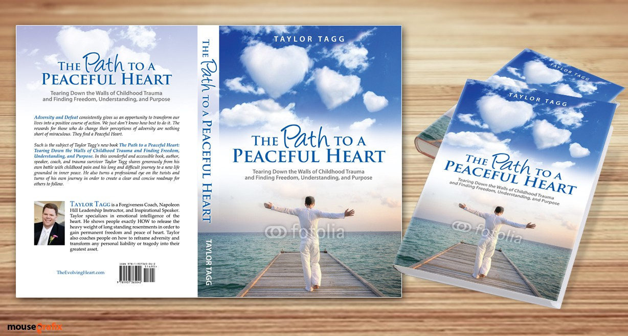 Help TheEvolvingHeart.com with a new book or magazine cover