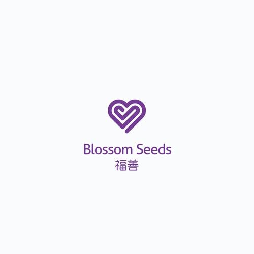 Logo for Blossom Seeds