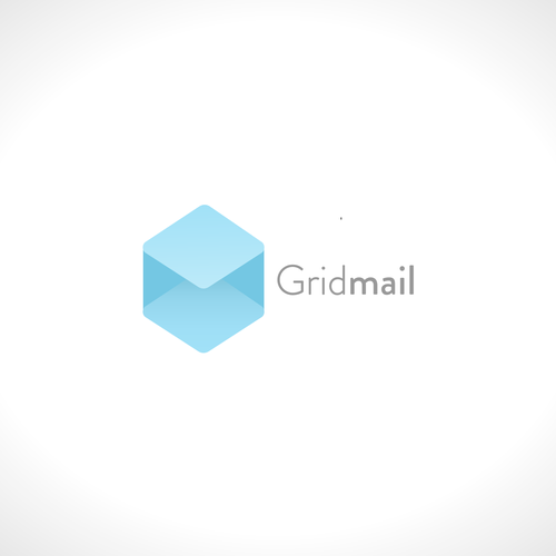 Logo concept for GridMail