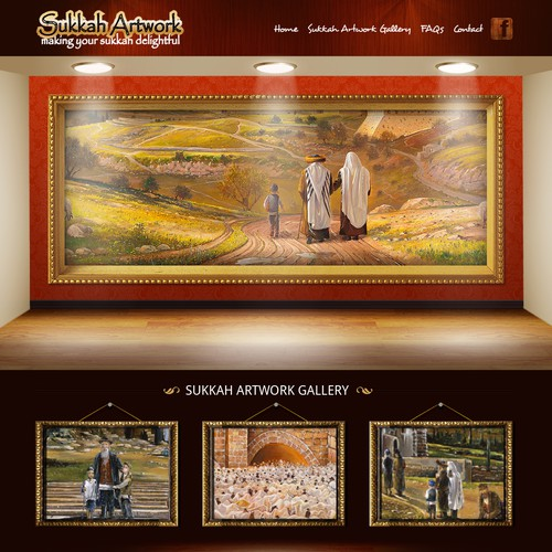 Sukkah Artwork