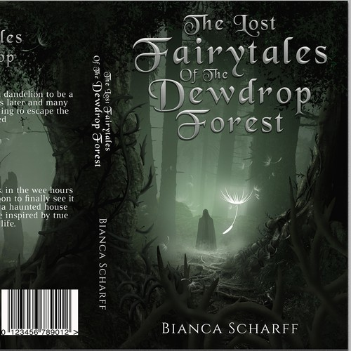 The Lost Fairytales Of The Dewdrop Forest Book Cover