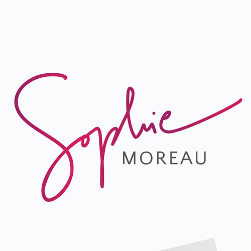 Sophie Moreau Brand Identity Pack