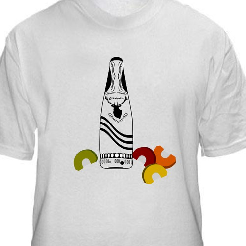 Get creative on this shirt!!