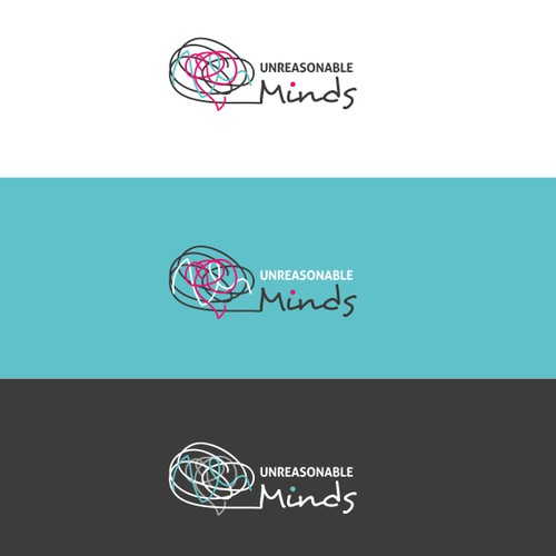 Unreasonable Minds needs a new logo and business card