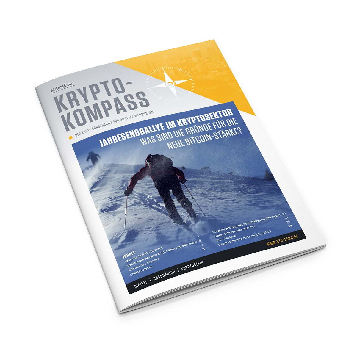 Kryptokompass 12/2017