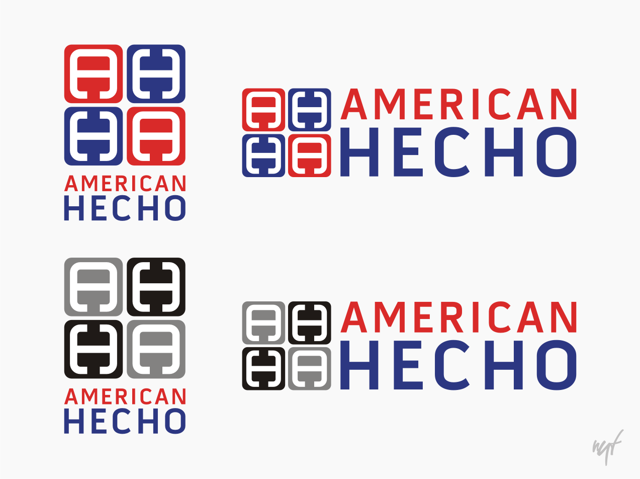 American Hecho needs a new logo