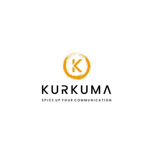 Kurkuma Logo Design