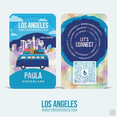 LOS ANGELES A+P TOUR AGENCY
