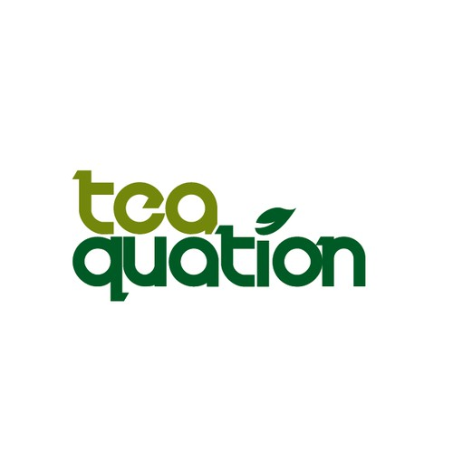 Teaquation logo concept