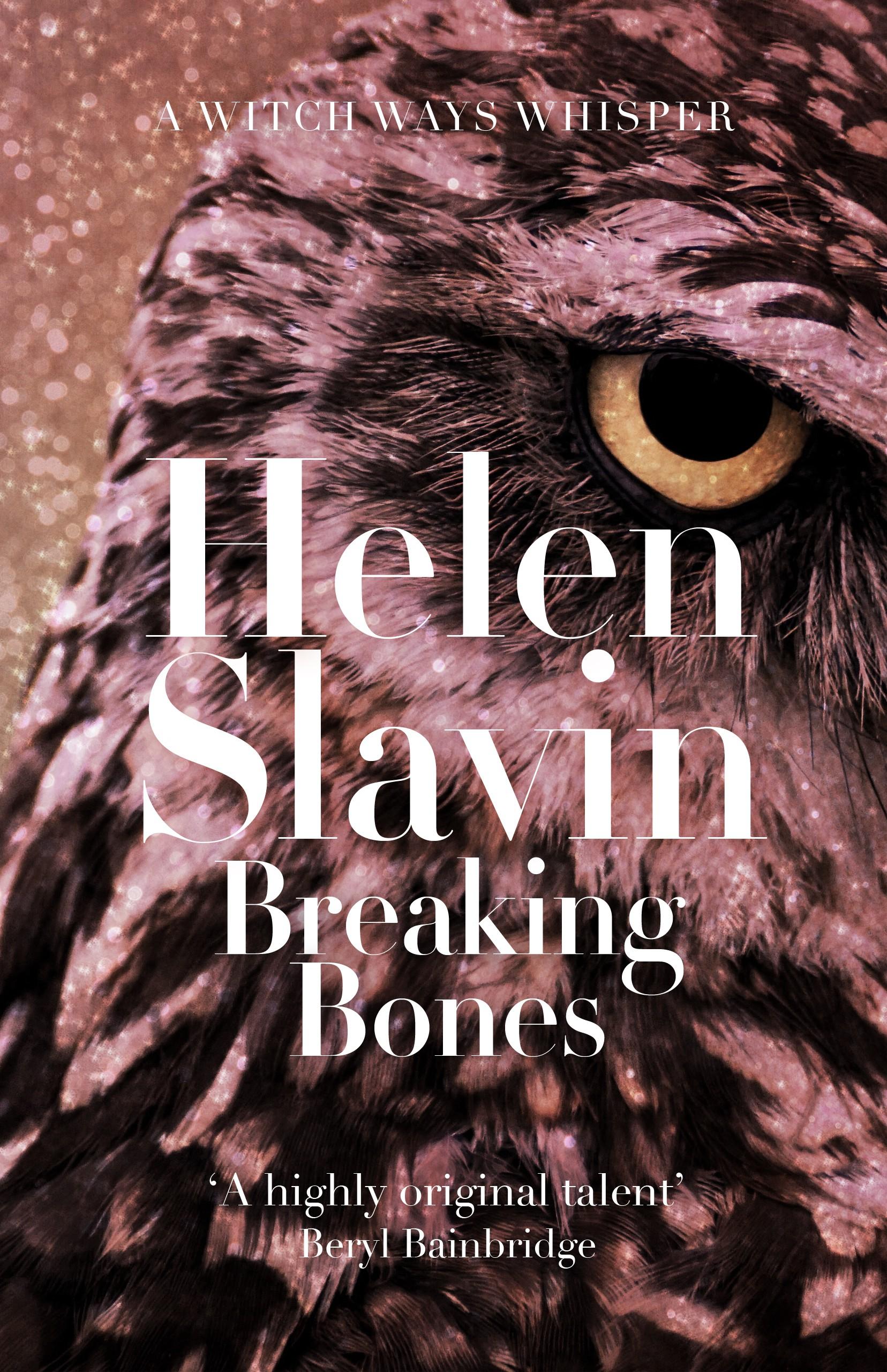 Breaking Bones (Witch Ways) eBook Cover