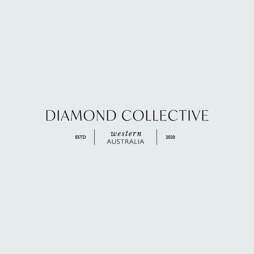 Sophisticated logo concept for jeweler (version 2)