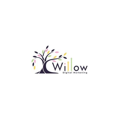 logo for Willow Digital Consulting
