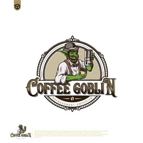 coffee goblin