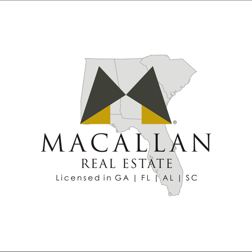 Alternate Logo for Commerical Real Estate Company