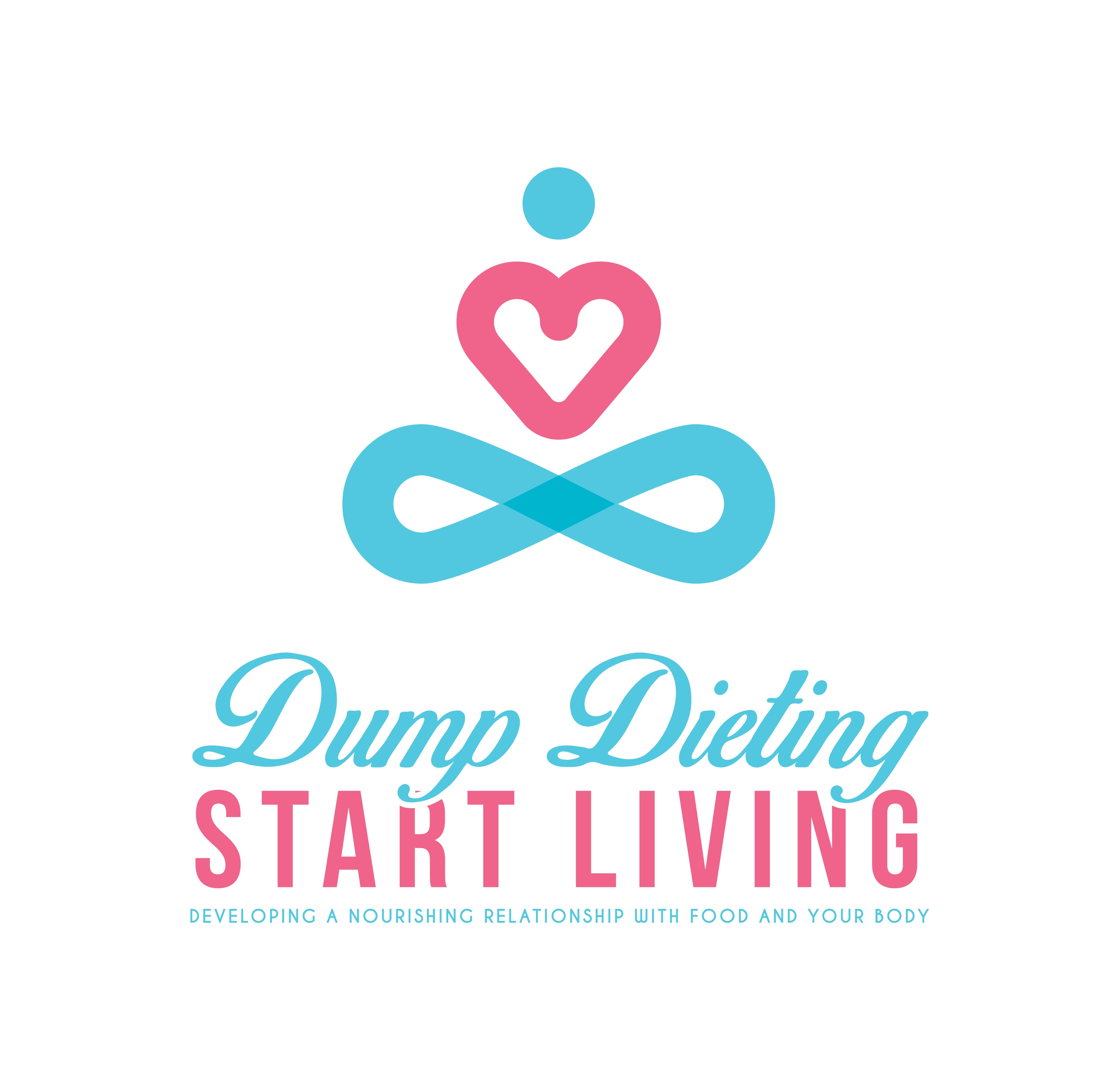 Create an enticing brand to help people stop dieting and be comfortable in their own body