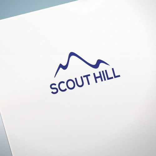 Scout Hill — I need an iconic logo to brand my strategy business