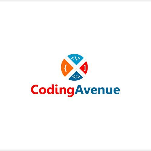 Coding Avenue logo