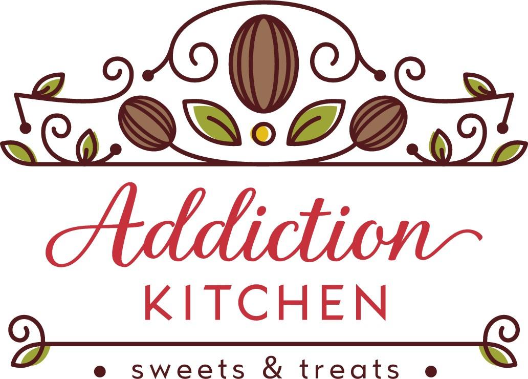 """Addiction Kitchen"" needs a striking logo"