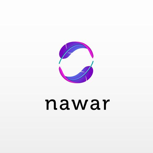 Logo for multimedia company