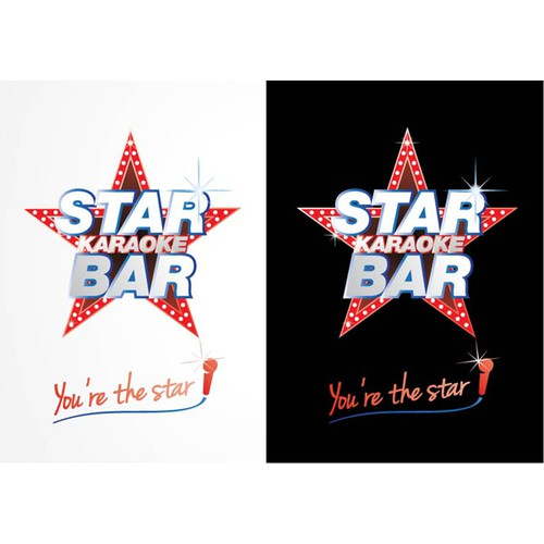 Star Bar Karaoke Logo