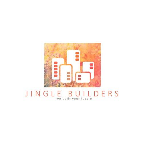 Logo concept for building company