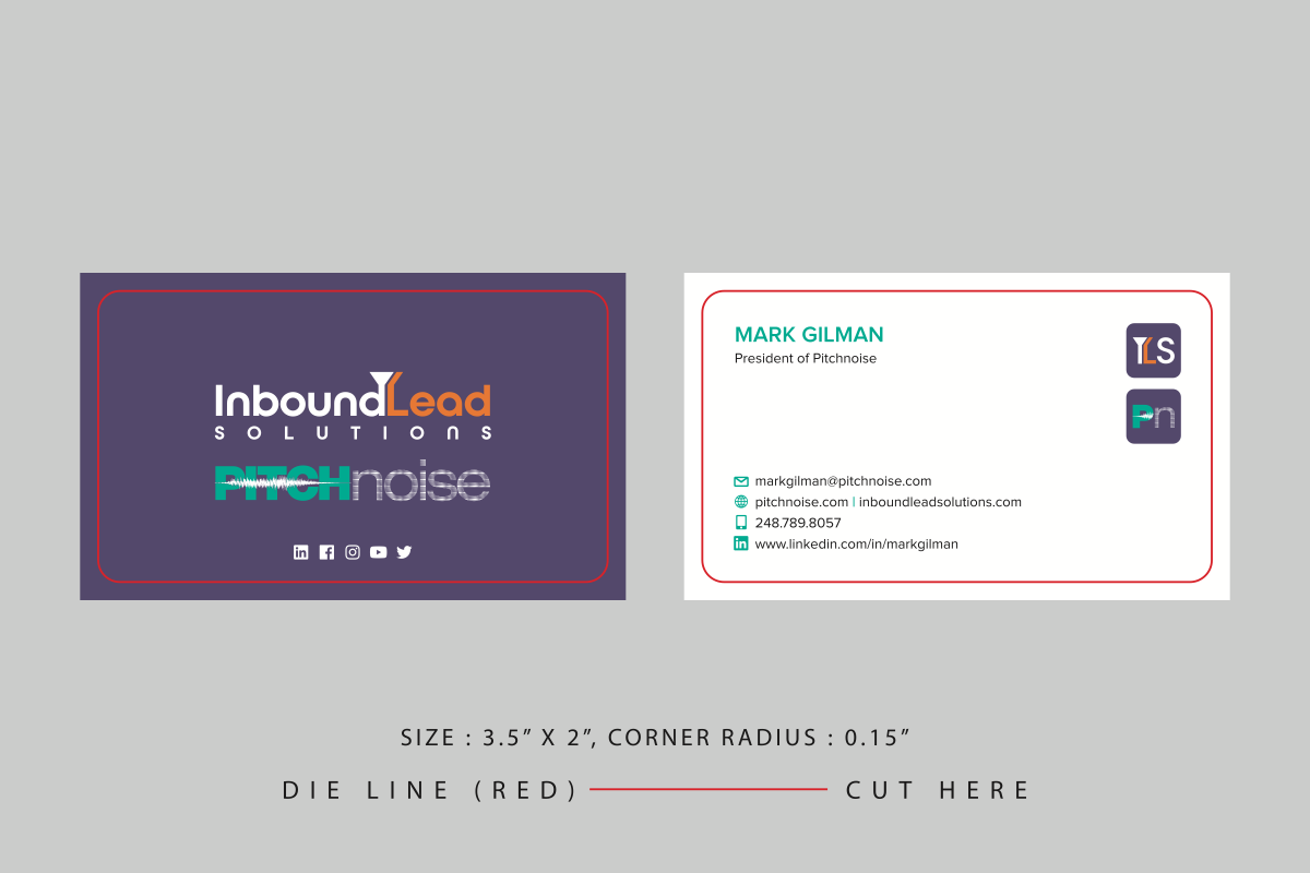 Inbound Lead Solutions Brand Identity