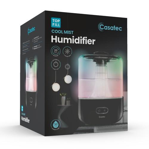 Top Fill Humidifier