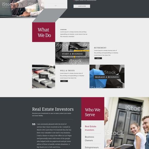 corporate law website