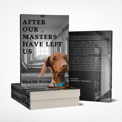 cover for dog novel