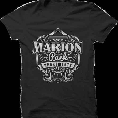 Marion Park t-shirt design