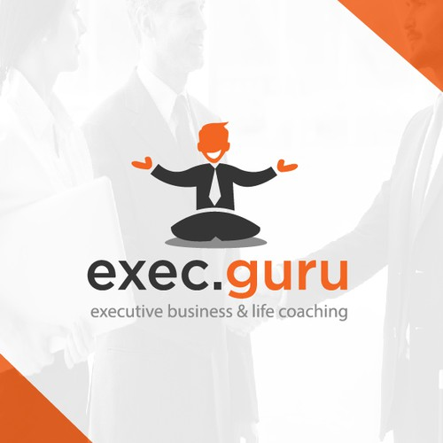 exec.guru Logo Concept