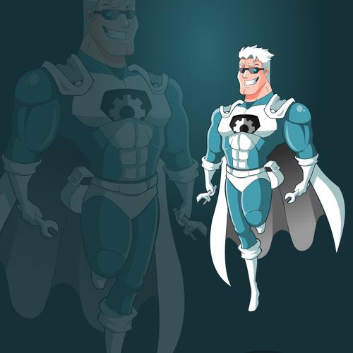 Superhero design
