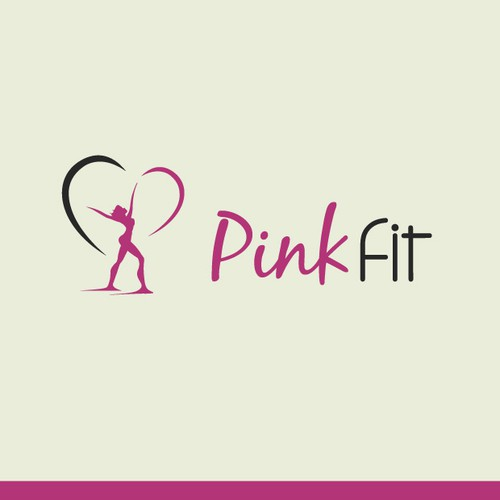 Fitness center for women logo
