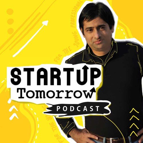 Cover for the Podcast StartupTomorrow