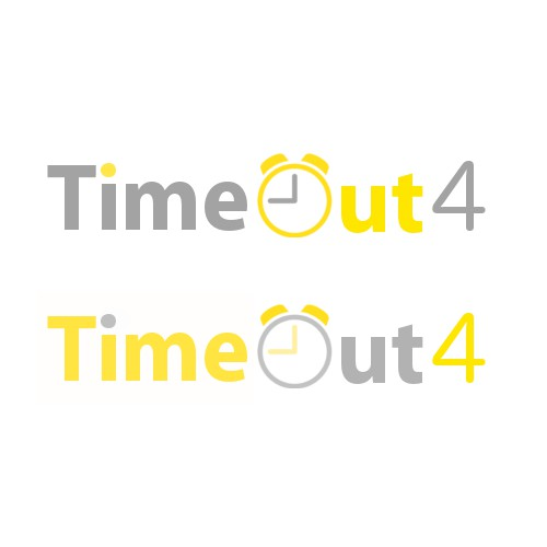 Create the next logo for TimeOut4