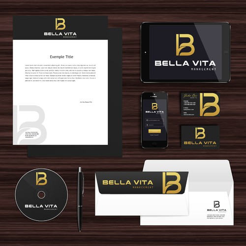 Guaranteed** Create a recognizable brand for Bella Vita Management in Las Vegas