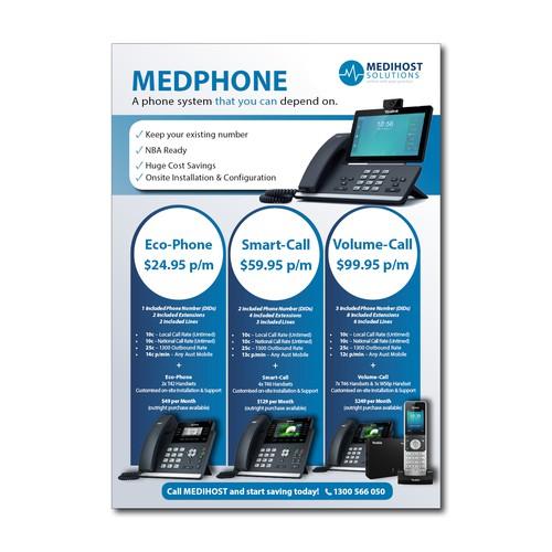 Medphone Flyer