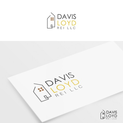 Logo for a Real Estate Investor