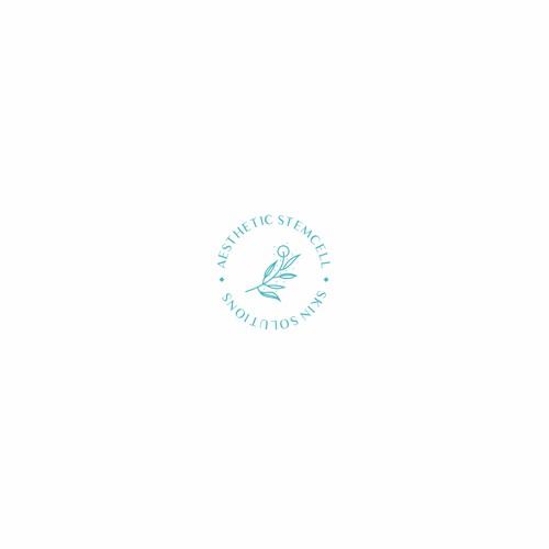 Aesthetic stemcell logo