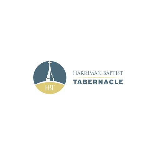 Modern classic logo for tabernacle