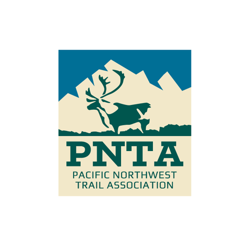 Brand for the Pacific Northwest Trail Association