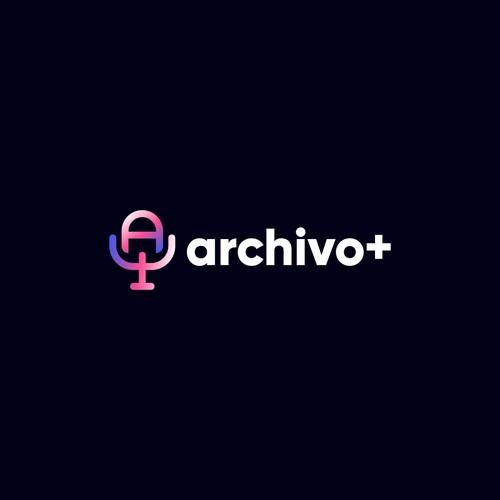Modern Logo Design for Archivo+