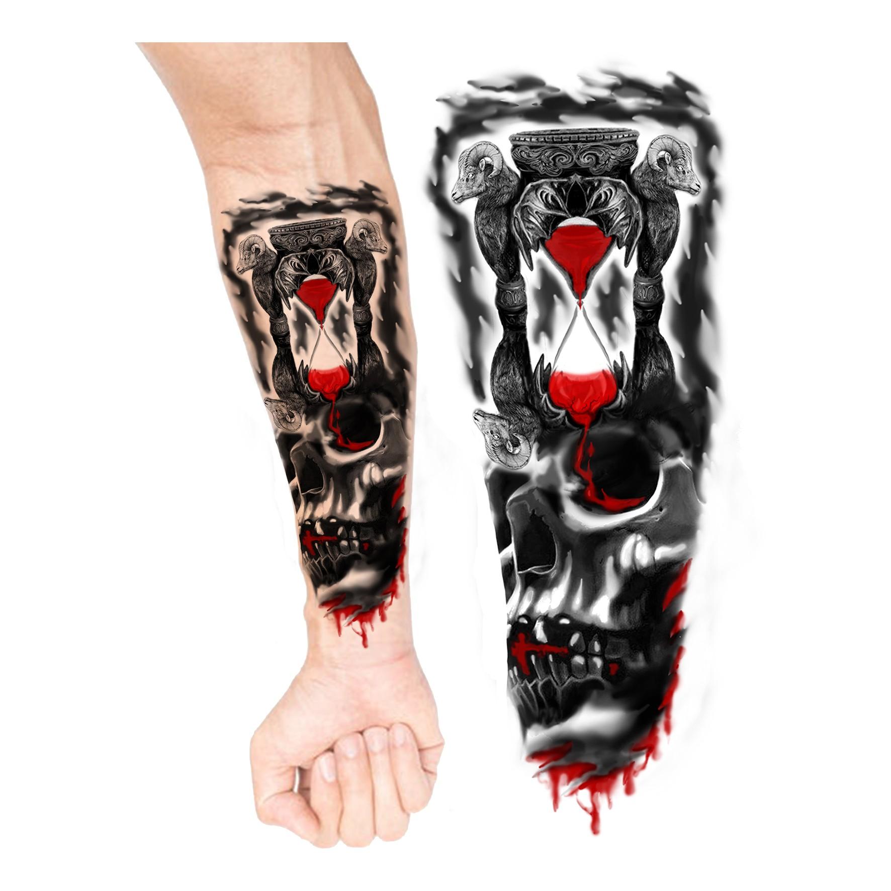 Bonus - For Tattoo contest - hidden_work