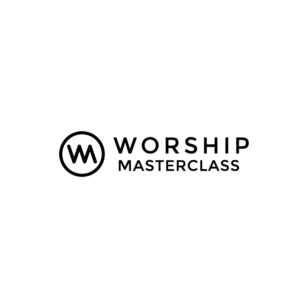 Logo for a e-learning plattform that teaches about how to lead worship in church