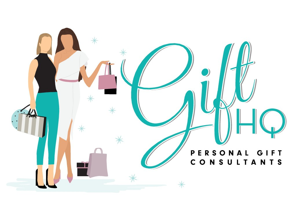 Gift HQ needs a sophisticated, fun and caring logo to attract its high end clients
