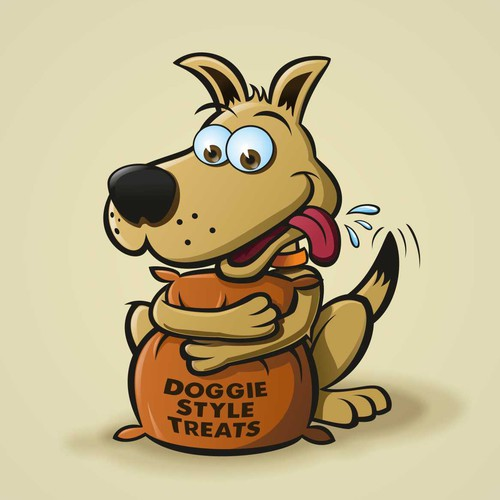 Help Doggie Style Treats with a new illustration