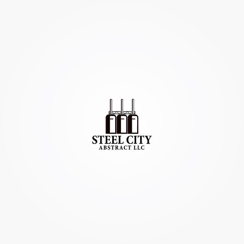 Logo for industrial company.