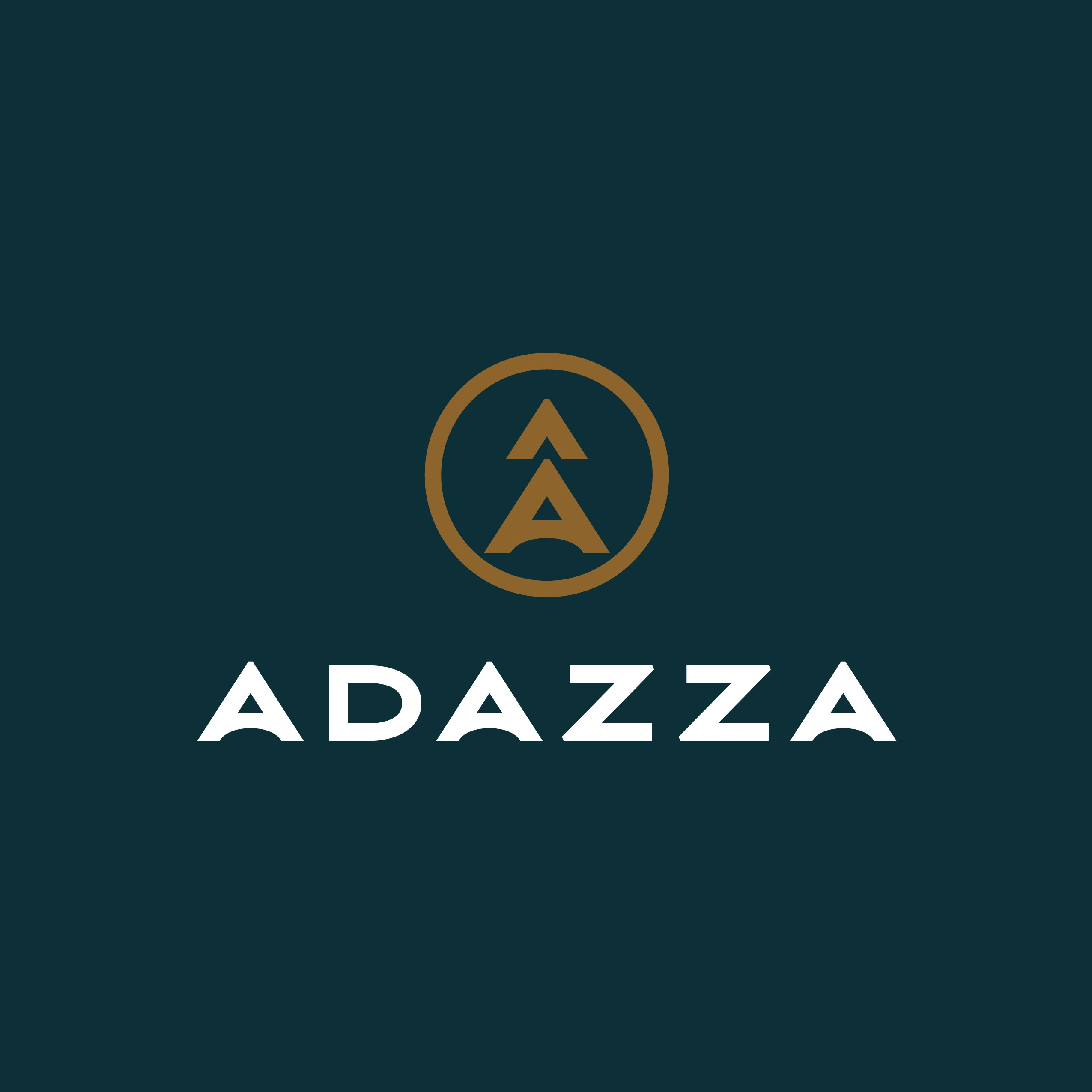 Create a logo for ADAZZA - a SaaS startup in Silicon Valley!